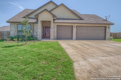 New Braunfels Single Family Home For Sale: 3543 Lunar Cloud Dr