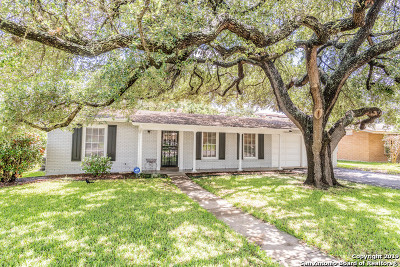 Single Family Home Price Change: 318 Marquis Ln