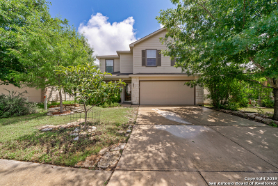 Boerne Single Family Home Active Option: 7539 Paraiso Haven