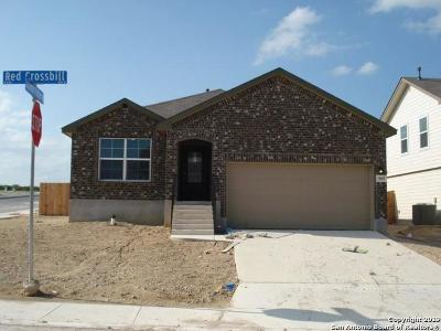 Bexar County Single Family Home For Sale: 903 Red Crossbill