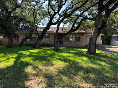 Canyon Lake Single Family Home For Sale: 958 Hill Top Dr