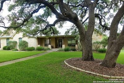 New Braunfels Single Family Home Active Option: 342 Northridge