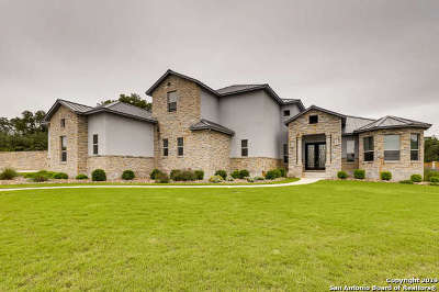 New Braunfels Single Family Home For Sale: 5722 Palisades View