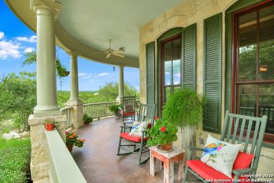 Boerne Single Family Home For Sale: 1818 Cordillera Trace