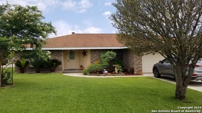 Bandera Single Family Home New: 139 Glenvalley Circle