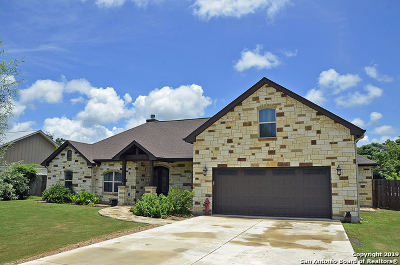Guadalupe County Single Family Home Price Change: 336 River Park Dr