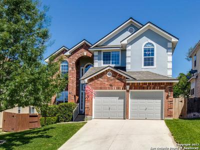 Stone Oak Single Family Home Active Option: 951 Persian Garden