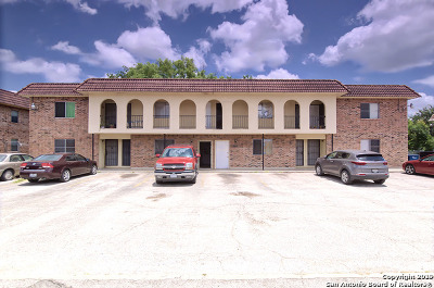 New Braunfels Multi Family Home Price Change: 1053 Linde St