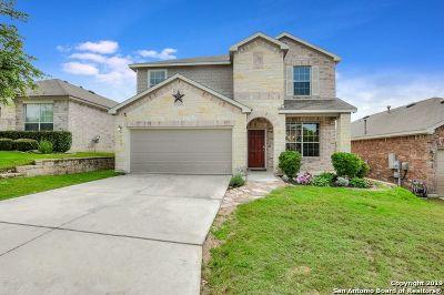 Alamo Ranch Single Family Home New: 3422 Mentone Way