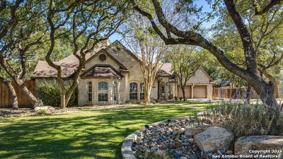 Boerne Single Family Home Back on Market: 125 Kendall Ridge