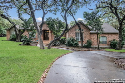 Garden Ridge Single Family Home For Sale: 19870 Bat Cave Rd