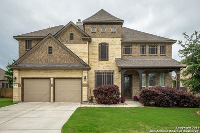 Schertz Single Family Home Price Change: 10329 Aurora Sky