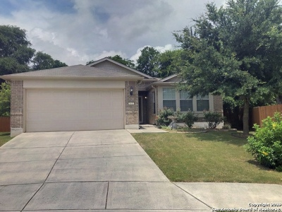 Schertz Single Family Home For Sale: 1432 Tractor Pass
