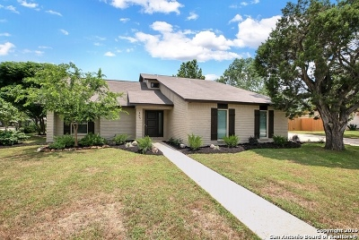 New Braunfels Single Family Home Price Change: 405 W Tanglewood Dr