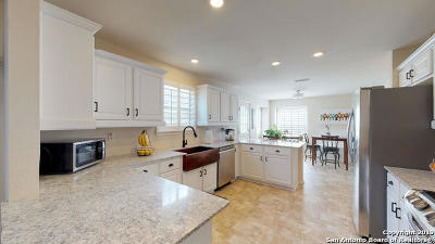 Schertz Single Family Home For Sale: 3604 Marietta Ln