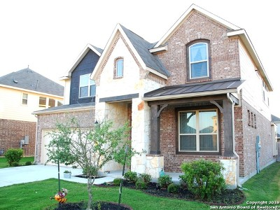 Schertz Single Family Home For Sale: 2809 Lake Hiln