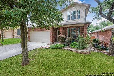 Alamo Ranch Single Family Home New: 12135 Harris Hawk
