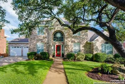 Stone Oak Single Family Home New: 25130 Flying Arrow
