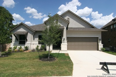 Fair Oaks Ranch Single Family Home For Sale: 29414 Elkhorn Ridge