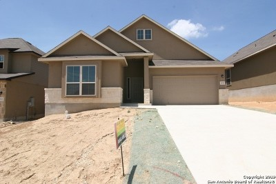 Single Family Home For Sale: 15219 Comanche Hills
