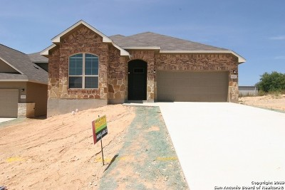 Bexar County Single Family Home Back on Market: 15223 Comanche Hills