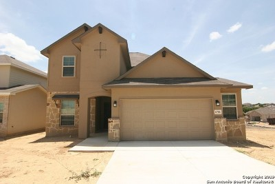 Single Family Home For Sale: 6706 Comanche Band