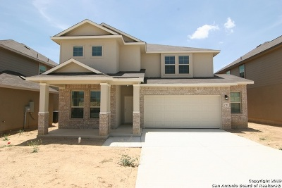 Single Family Home For Sale: 6710 Comanche Band