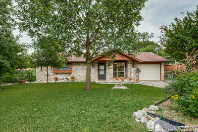 Live Oak Single Family Home Price Change: 7706 Old Spanish Trail