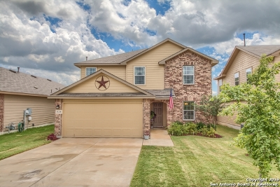 Bexar County Single Family Home New: 15238 Field Sparrow