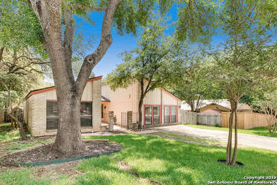 San Antonio Single Family Home Back on Market: 9322 Kings Cross St