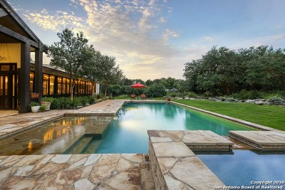 Boerne Single Family Home For Sale: 201 Swede Creek