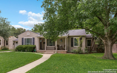 Single Family Home Price Change: 233 Larchmont Dr