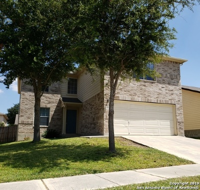 Cibolo Single Family Home For Sale: 120 Steer Ln