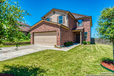 Schertz Single Family Home New: 5725 Ty Lindstrom