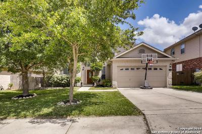 Schertz Single Family Home Active Option: 2620 Riva Ridge Cir