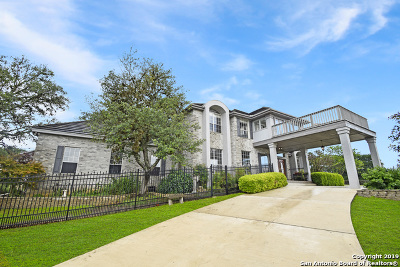 Boerne Single Family Home New: 317 Lake View Dr