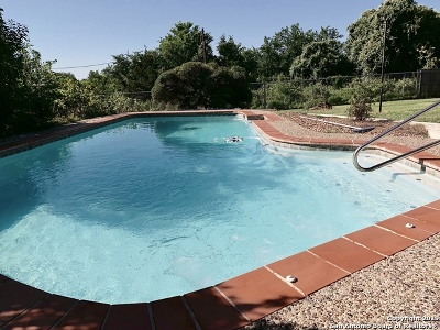 Seguin Single Family Home Active Option: 145 Placid Heights