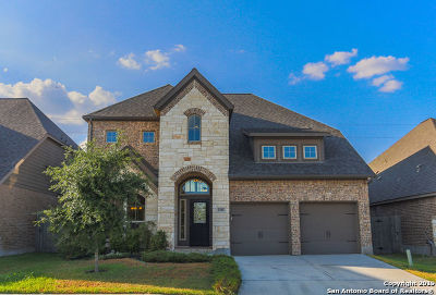 Seguin Single Family Home For Sale: 2146 Pioneer Pass