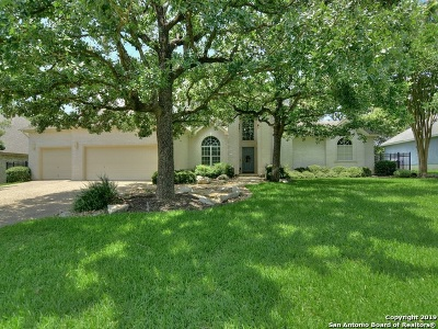 Fair Oaks Ranch Single Family Home For Sale: 29427 Fairway Bluff Dr