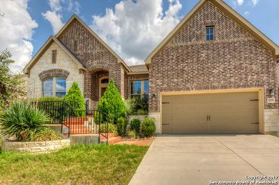 Helotes Single Family Home Active Option: 10527 Alcantara