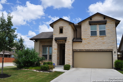 Cibolo Single Family Home For Sale: 272 Cansiglio