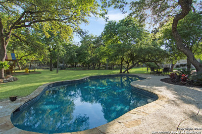 New Braunfels Single Family Home For Sale: 26623 Forest Link