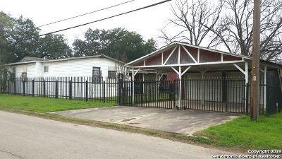 San Antonio Single Family Home New: 819 Barrett Pl