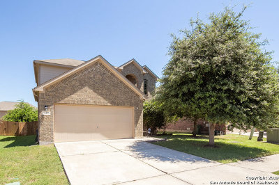 Cibolo Single Family Home For Sale: 429 Prickly Pear Dr