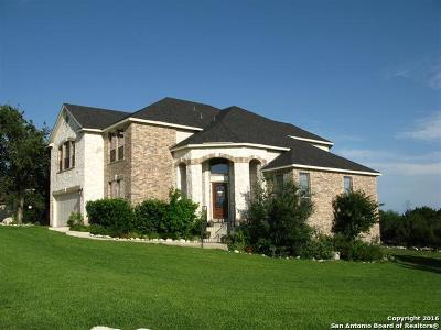Helotes Single Family Home Price Change: 9234 Lisa Enrico