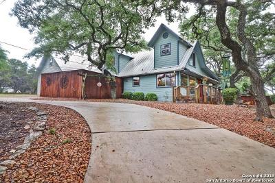 Canyon Lake Single Family Home New: 1292 Charter Oak Dr