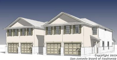 New Braunfels Multi Family Home For Sale: 314.316.318.320 Untermaier St