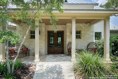 Boerne Single Family Home For Sale: 333 Park Ridge