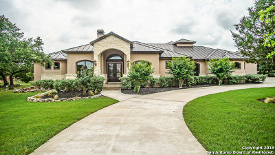 New Braunfels Single Family Home New: 2219 Ranch Loop Dr