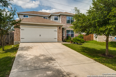 Cibolo Single Family Home New: 3515 Whisper Branch
